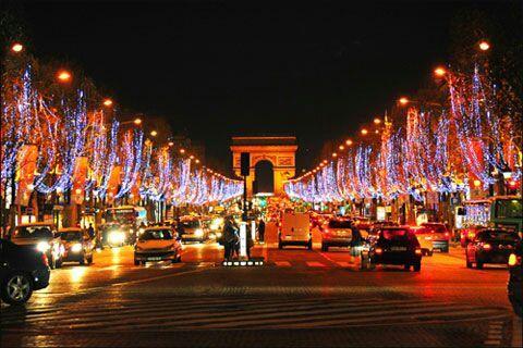Đại lộ Champs-Elysees
