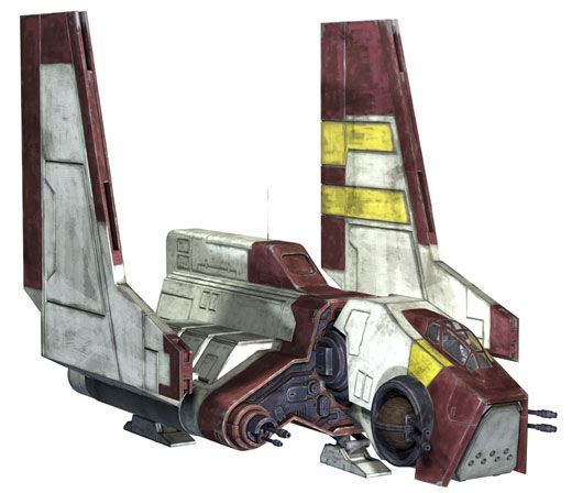 Zane, Ahsoka and Slash's Squadron were arriving in a Republic Transport