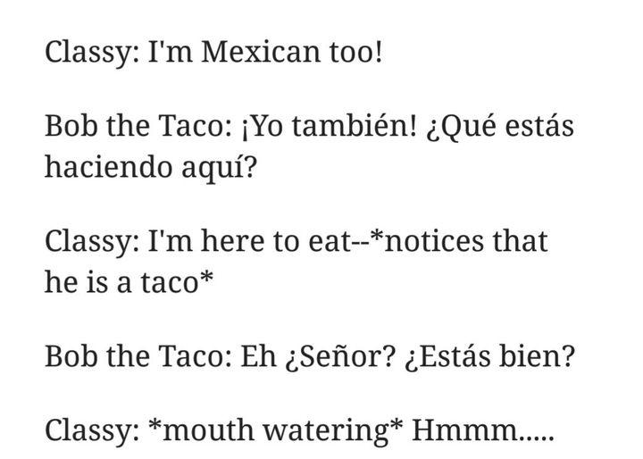 Fck yeah I'm Mexican