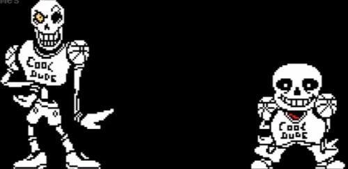 DISBELIEF!PAPYRUS(UnderTale Papyrus GENOCIDE) - Phase 3:Backbone
