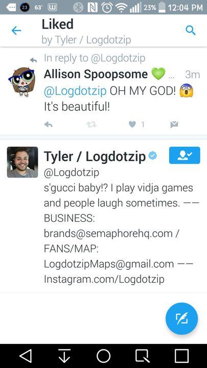 Thanks Tyler