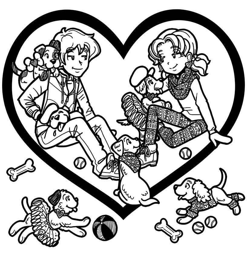 dork diaries holiday heartbreak pdf