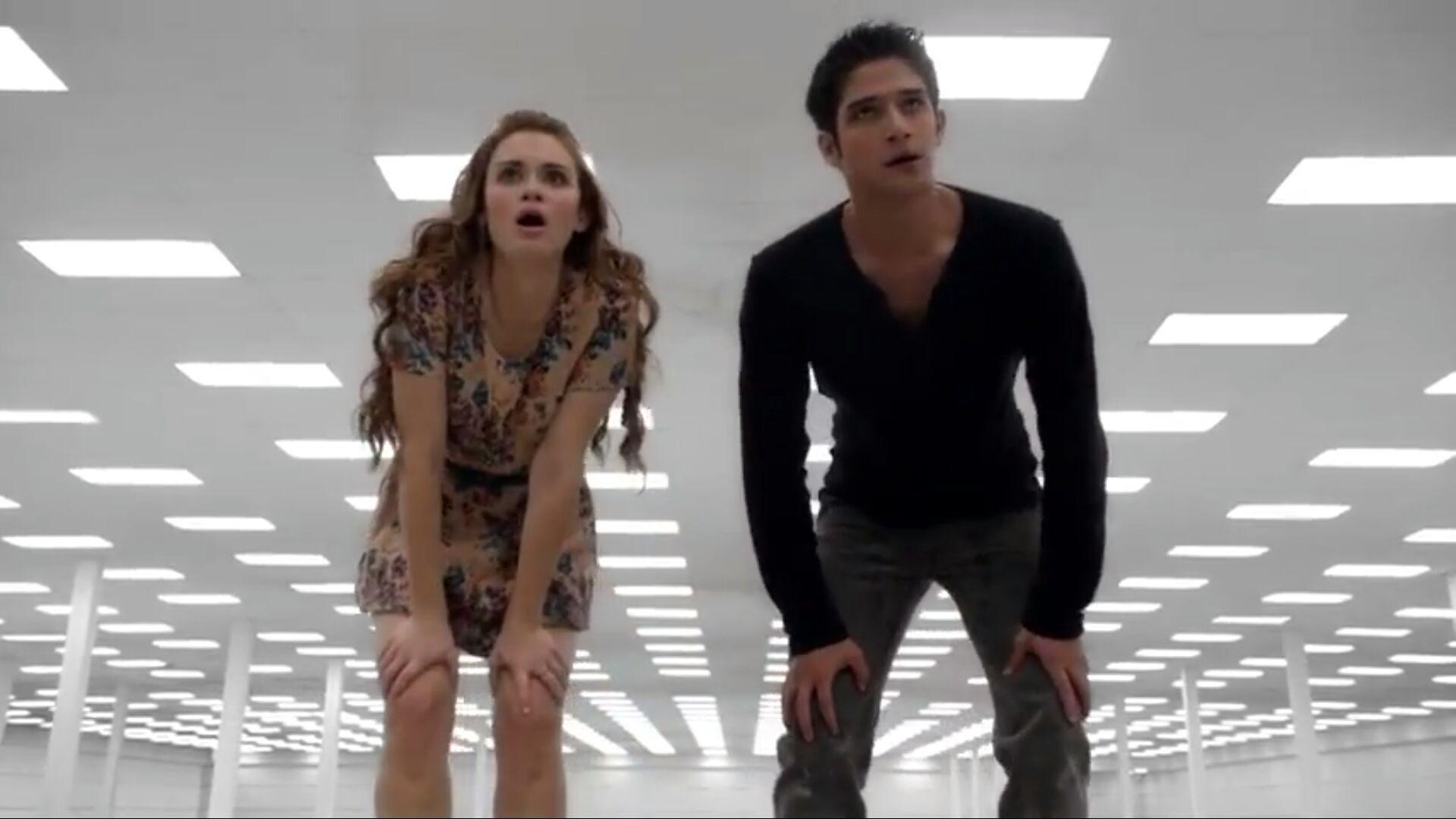 Lydia: Stiles fa parte del tuo branco
