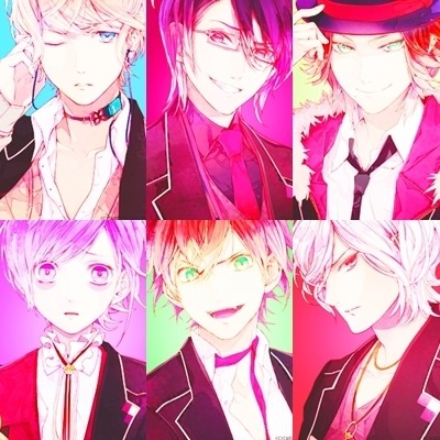 Diabolik Lovers Scenarios and Oneshots and AUs - You first