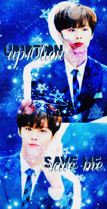 Kpop Wallpapers Wooseok Up10tionx1