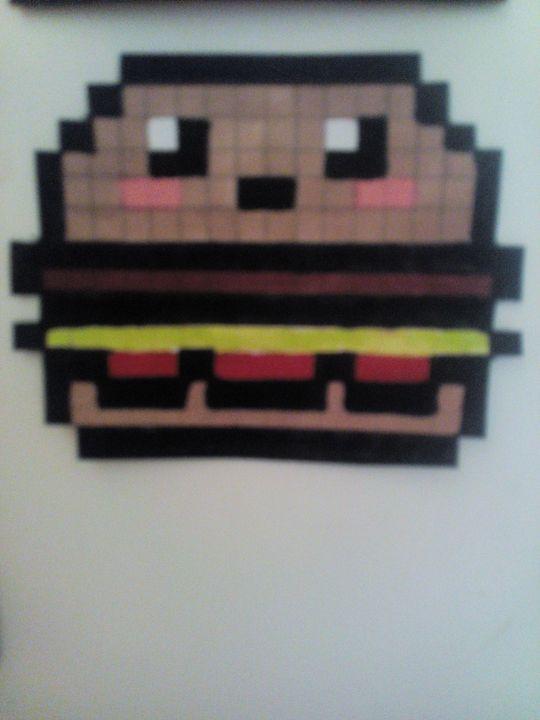 Mon Ptit Coin Dessin Pixel Art Grosse Bouffe Wattpad