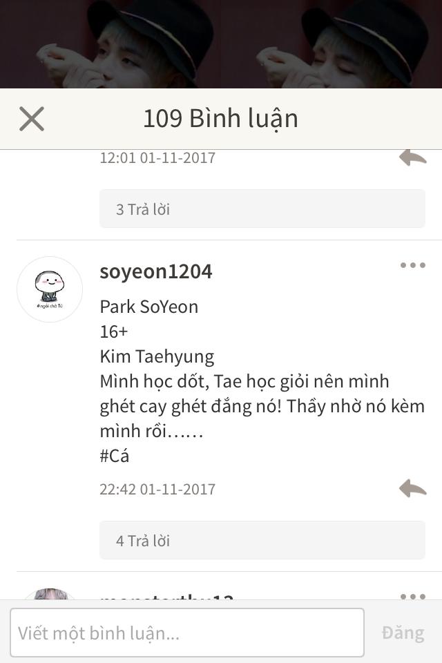 Chap này của bạn soyeon1204 chúc bạn đọc vui vẻ