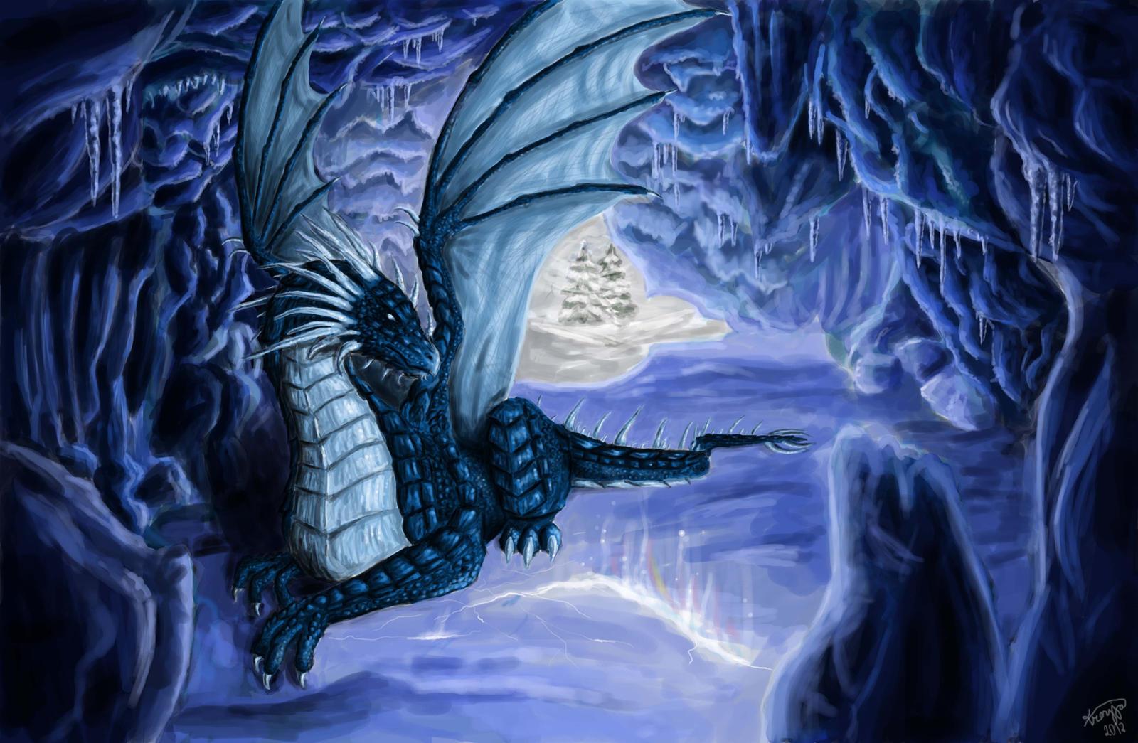 the book of dragons ice dragon wattpad