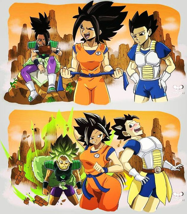 Random Book 9 Dragon Ball Super Broly Universe 6 Edition Wattpad