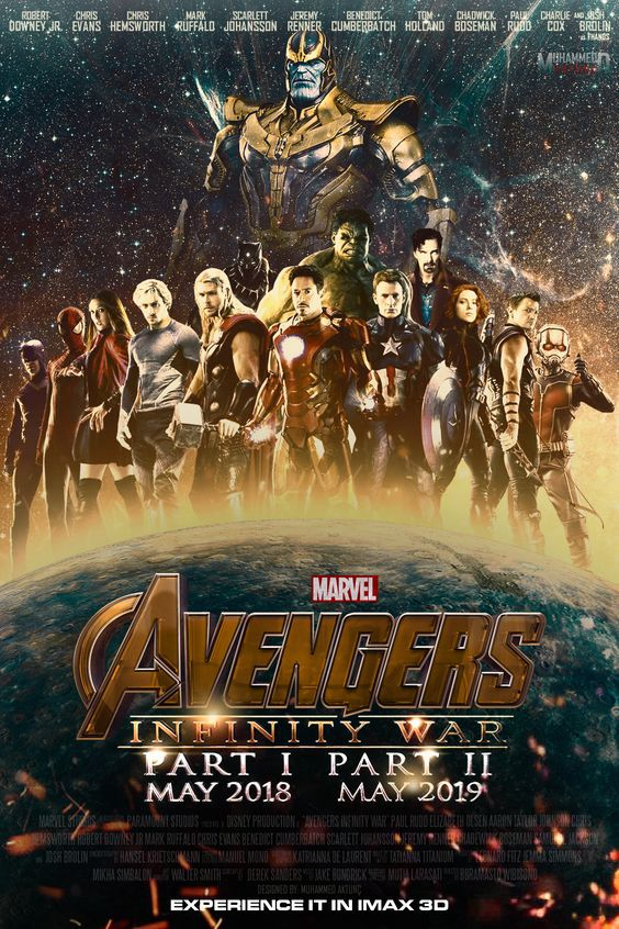 �Avengers: Infinity War' Cast List Is Ludicrously Large