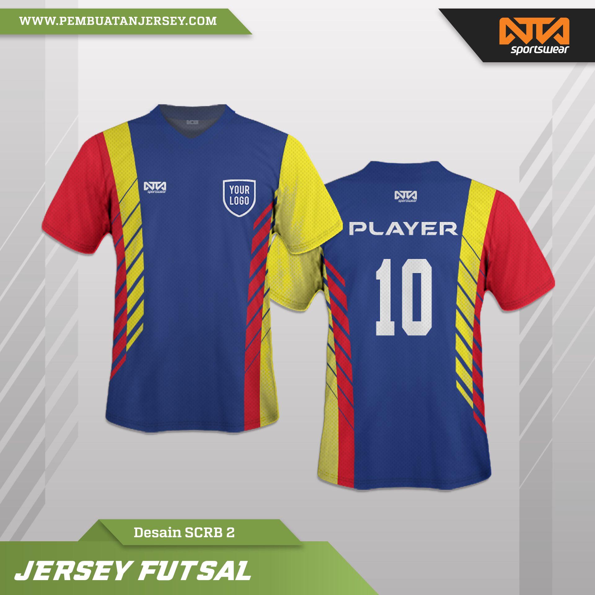 9000 Gambar Baju Futsal Yang Bagus  Terbaik