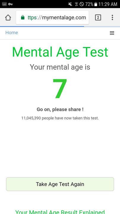 my life as a genderless alpaca mental age test wattpad