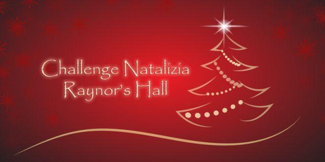 Con questo storia, anzi parte di una storia, partecipo alla Challange Natalizia organizzata dal Raynor's Hall, viva!