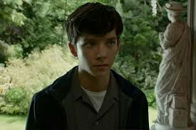 "Asa Butterfield as Jacob ""Jake"" Portman"