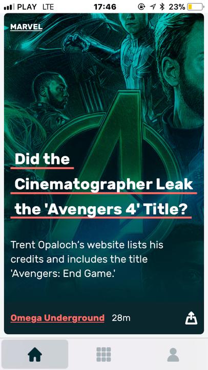 Cała akcja polega na tym, że Trent Opaloch przez przypadek wpisał na swoją stronę tytuł A4
