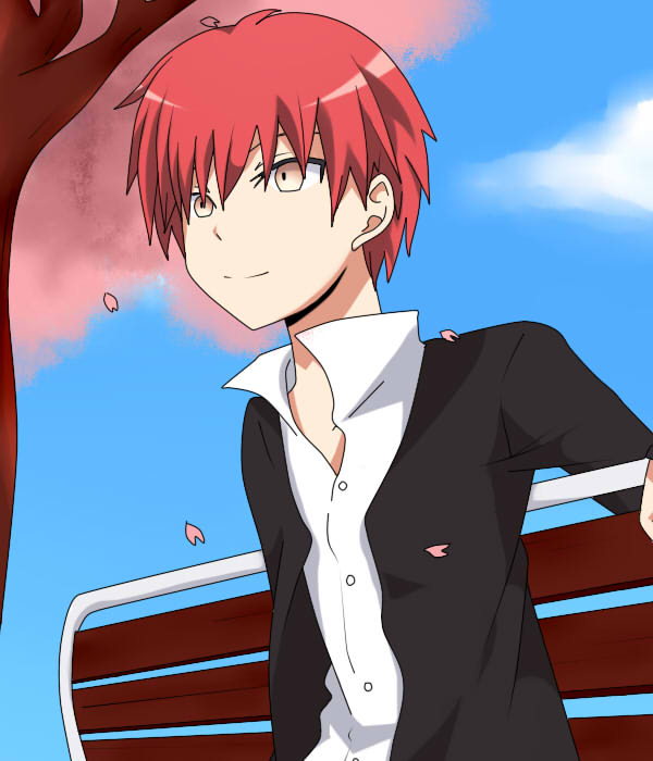 Anime Characters Reader Wattpad : My love story karma reader the promise