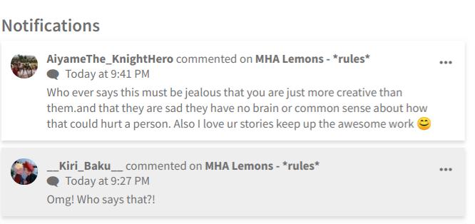 MHA Lemons - TwT - Wattpad