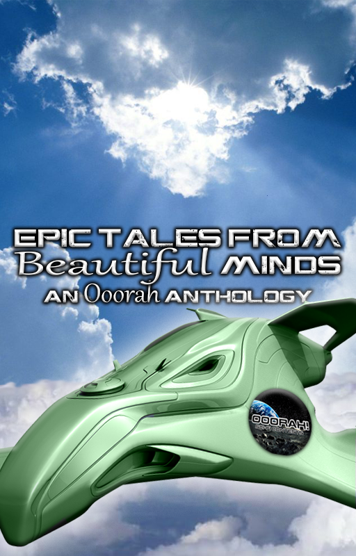 This is Epic Tales from Beautiful Minds, a science-fiction anthology inspired by rskovach's Decameron 2