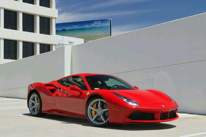 92 Gambar Mobil Sport Warna Merah HD Terbaik