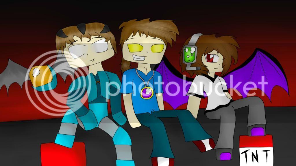 Toxic Art! - ToxicDJ - WitherMU, SkyBrine, Enderlox ...