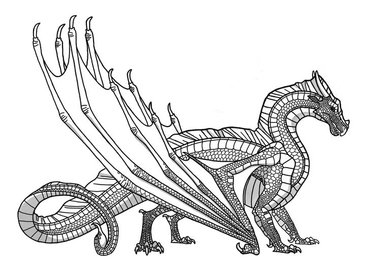 Wings of Fire Ideas! - Hybrid Appearances - Page 2 - Wattpad