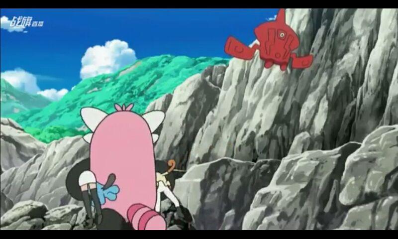 Depois de toda a batalha, Ash e seus amigos continuam seu dia na praia