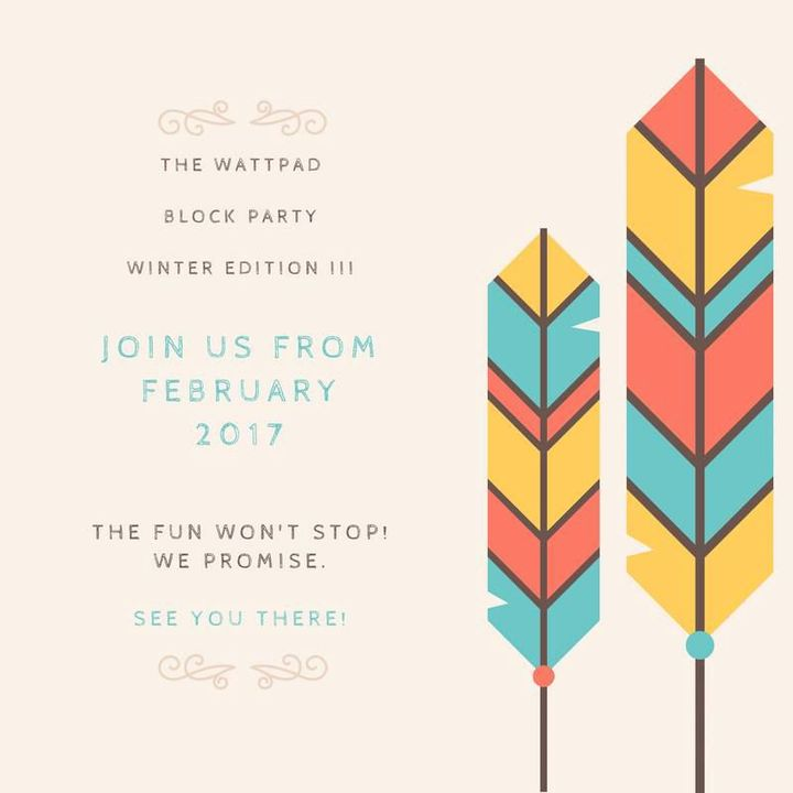 I am so honoured to be partying for THE WHOLE MONTH OF FEBRUARY alongside these talented writers!