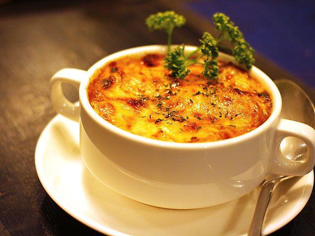 Video hướng dẫn làm súp hành kiểu Pháp