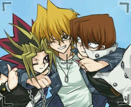 Yugioh x reader oneshots/lemons [REQUESTS CLOSED] - Kaiba x joey x