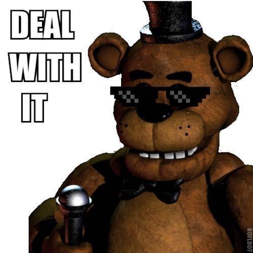 *Freddy come in*