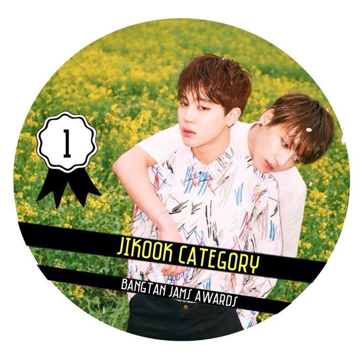 Stickers (Bangtan Jams Awards 2017-2018) - JiKook Stickers