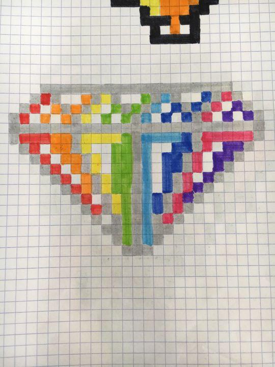 Pixel Art Diamant Wattpad