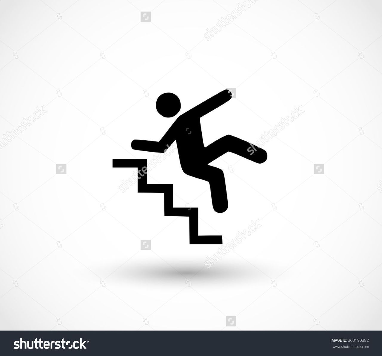 risk of stairs Advice from the hsa about high risk areas for slips, trips and falls healthy, safe and high-risk areas mapping hazards stairs and steps slippery surfaces.