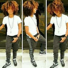 Ja' Ronnie Williams 17 years old Gay (Dyke) Jo' Aysha's baby sister Works selling shoes online Single