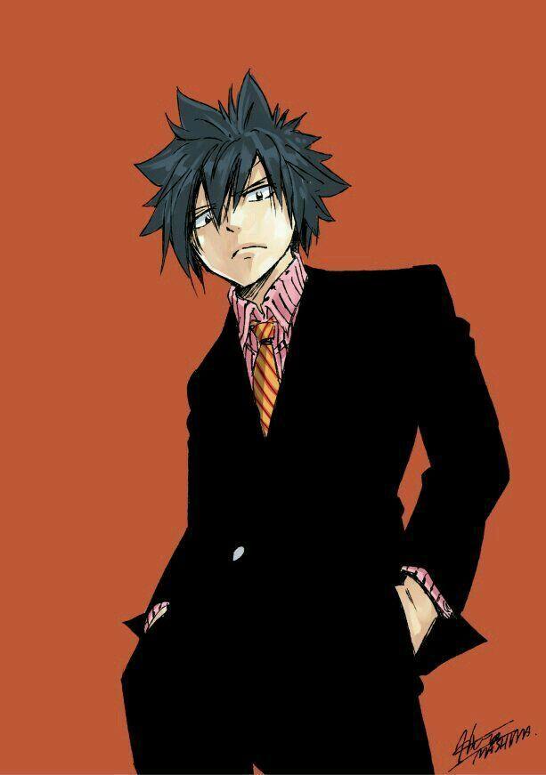 * Gray Fullbuster : 16 ( t) con trai của ngài Silver - Chủ tịch tập đoàn Ice Galaxy ( băng ngân hà ) sánh ngang tập đoàn của Natsu