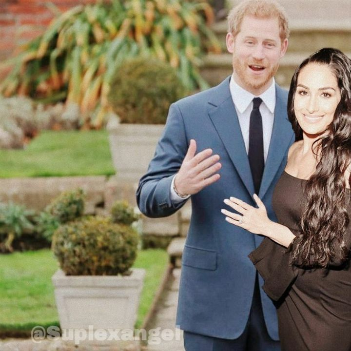 Prince Harry and Nikki confirmed their engagement on Monday