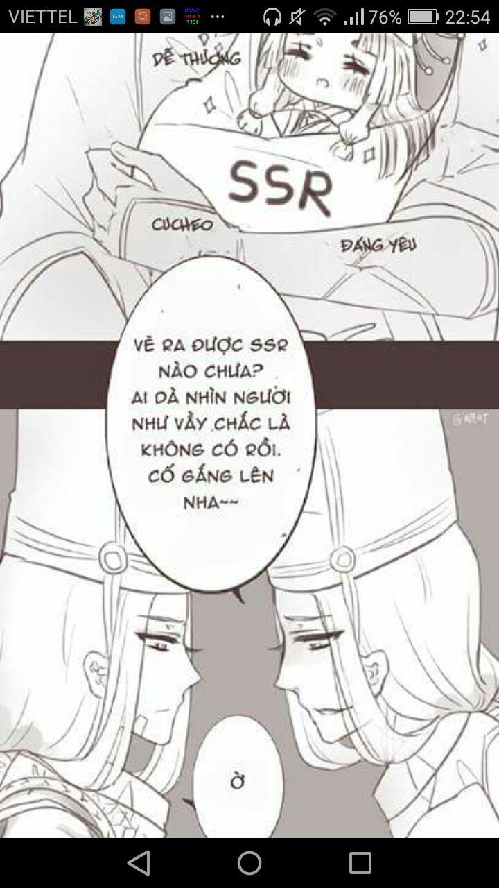 Đọc #2 - Truyện [Truyện Tranh-Yaoi] Âm Dương Sư {Seimei × Tửu Thôn} [Hoàn]