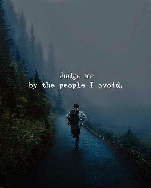 Name : Judge me Type : Motivate quote Tag : self confidence, positive, attitude