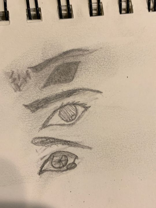 Here's some eye I quickly drew up