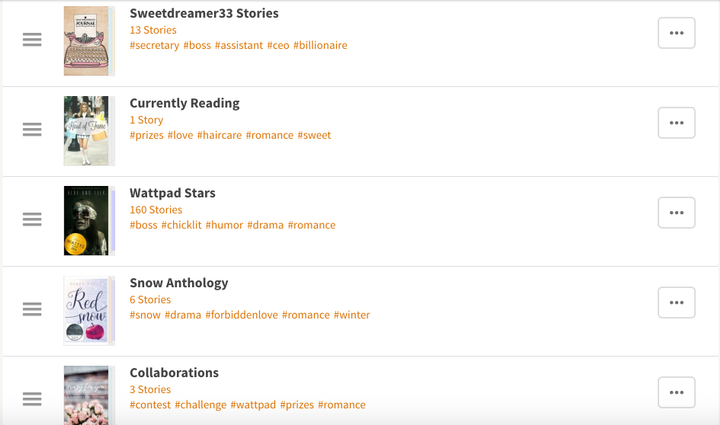 Guide: How To Be Successful On Wattpad - Tip #4: Following