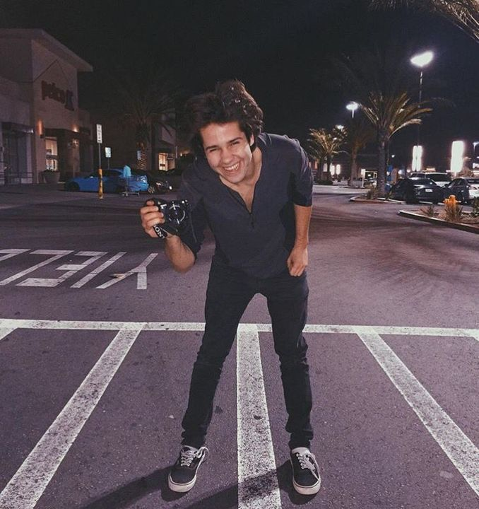 Daviddobrik I'm in love with guess who? 📸 creds to holly💕🚀❤️
