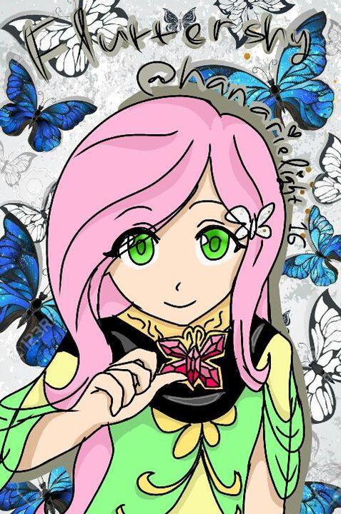 Kumpulan Gambar Mlp Closed Mlp Anime Fluttershy Wattpad