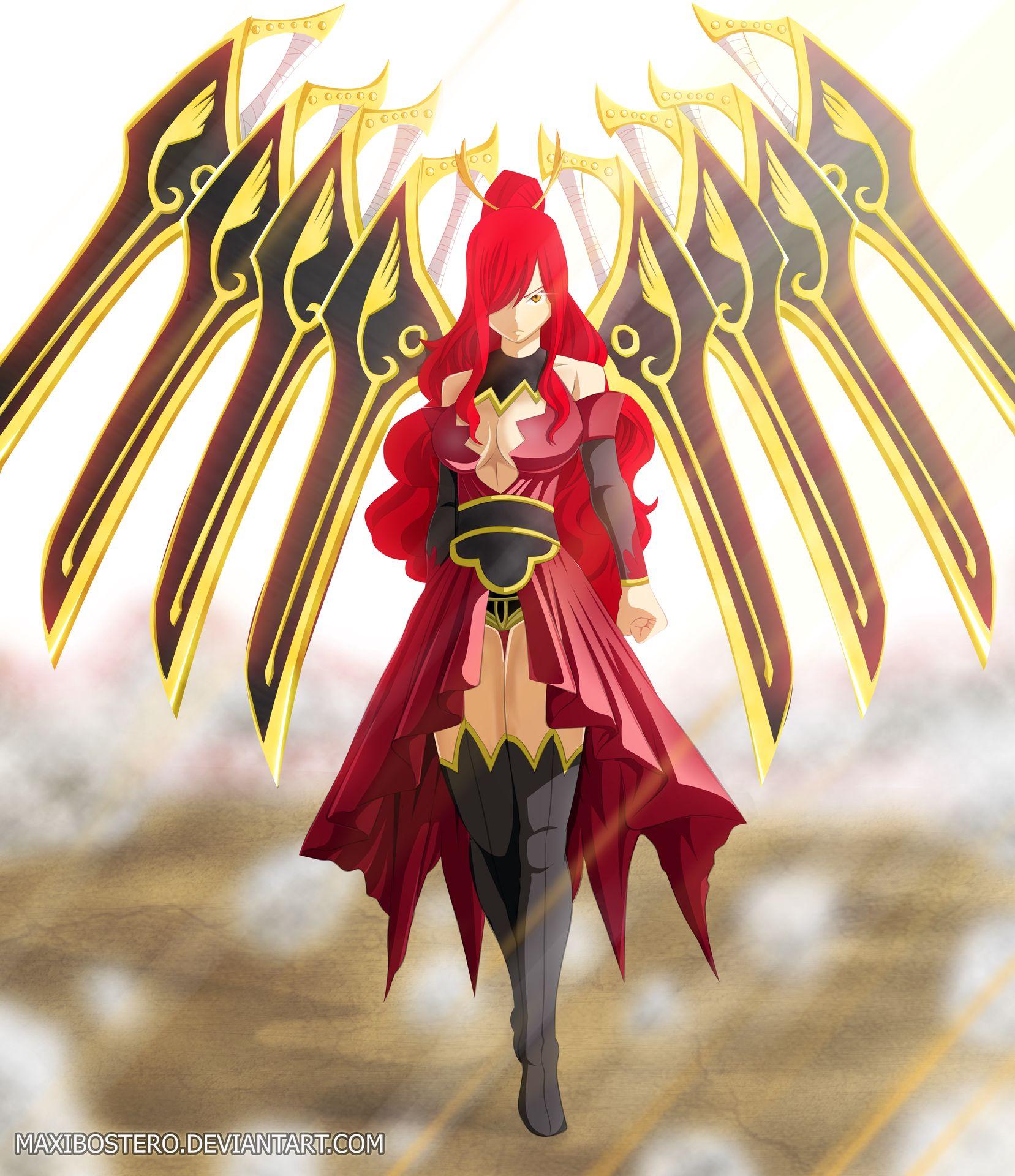 Đọc Truyện Những thông tin, câu nói, hình anime trong Fairy Tail và Ansatsu Kyoshitsu - Giới thiệu nhân vật trong Fairy Tai (Nữ) - Kai Sayari - Wattpad - ...