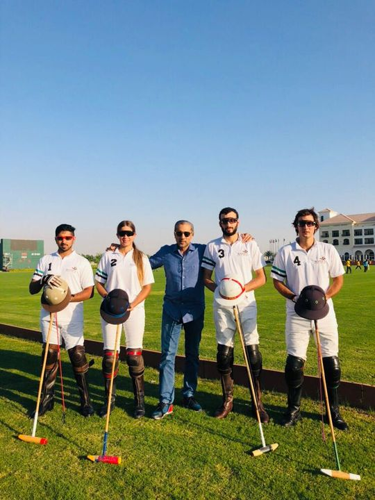 An intellectual, innovator and entrepreneur with numerous professional accomplishments under his belt, Al Habtoor enjoys taking things as they come – and going wherever life happens to lead him