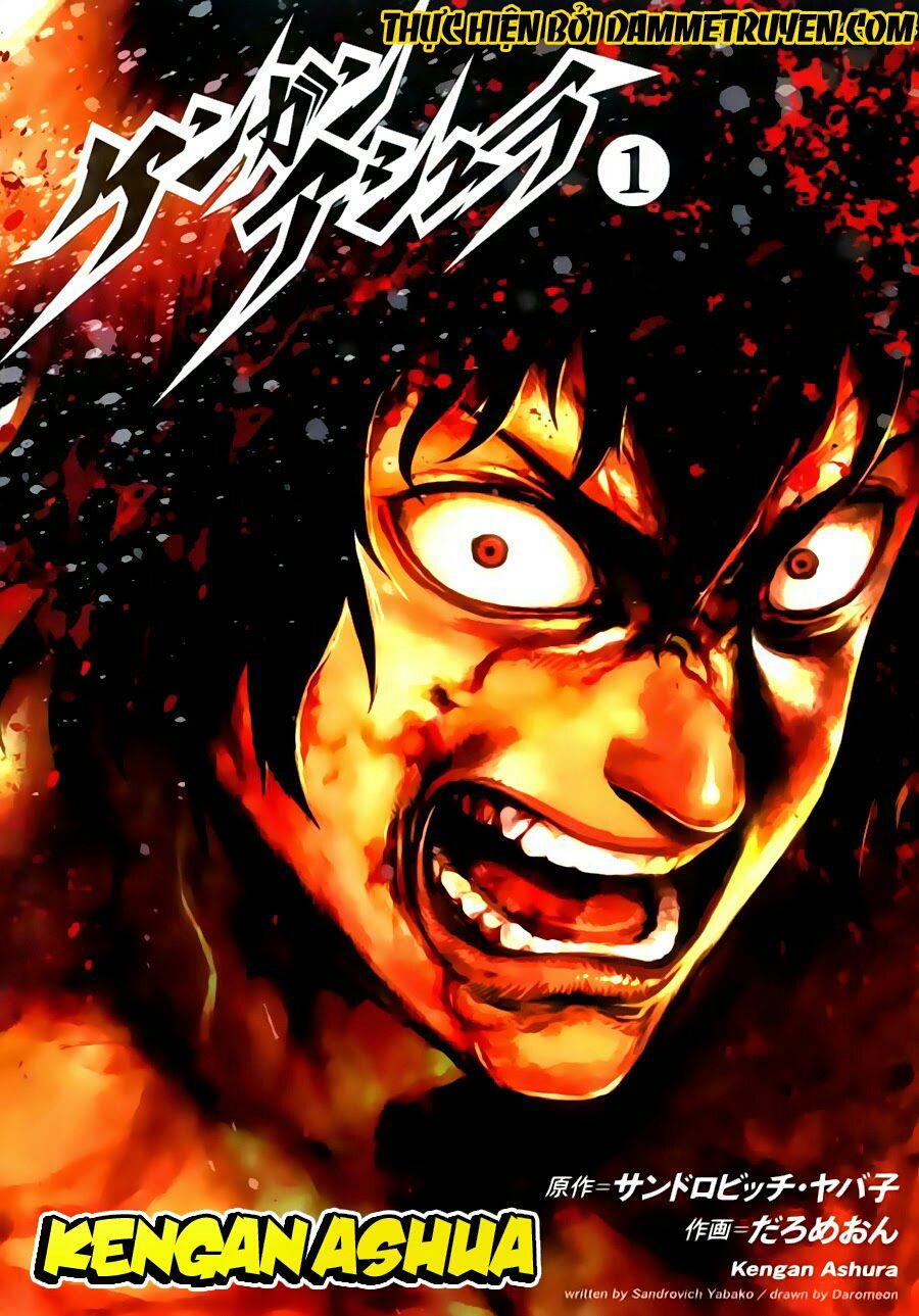 Đọc Truyện Kengan Ashua ( ác quỷ Atula ) - Kengan Ashua ( ác quỷ tuala ) -  Sama Kuma- - Wattpad - Wattpad