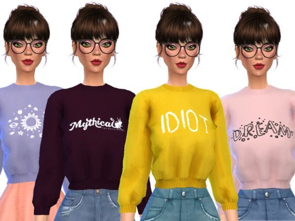 Cute Sims 4 Cc With Links Women S Clothes Wattpad