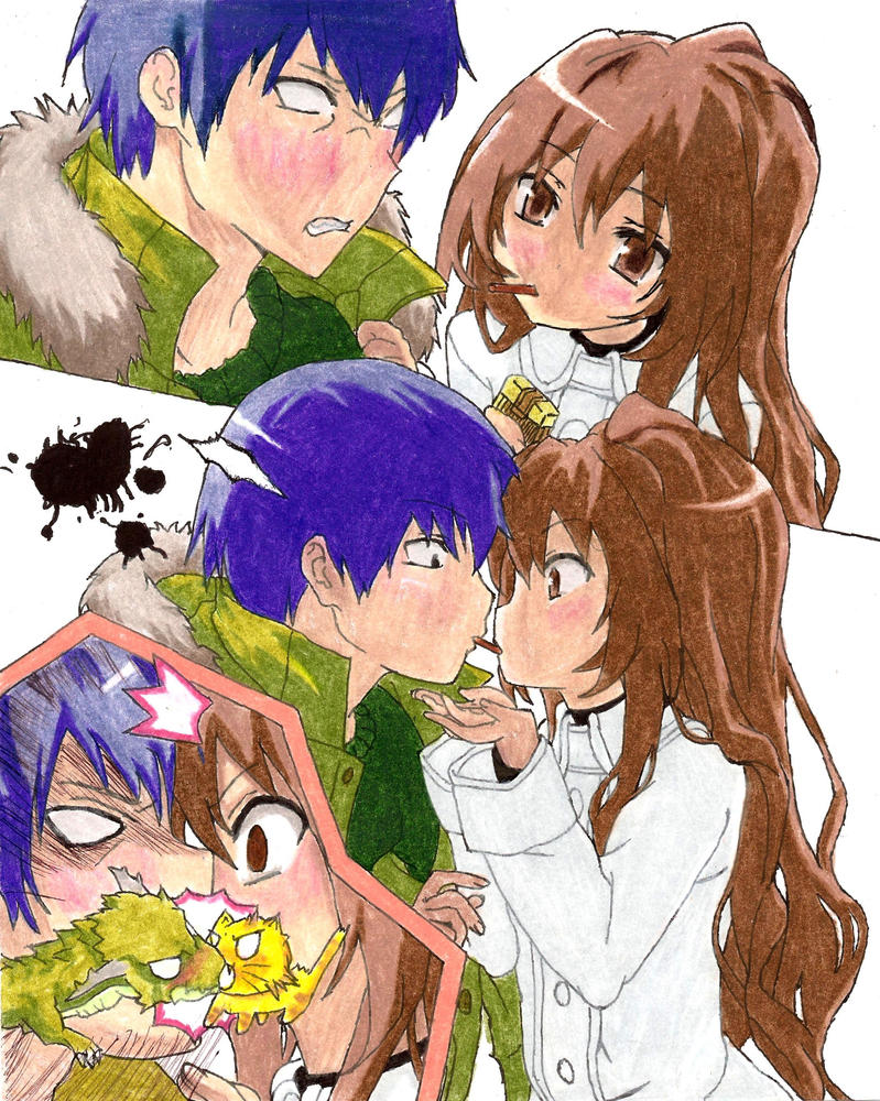 Ask The Dragon And Palm Top Tiger With Friends Toradora Fanfic