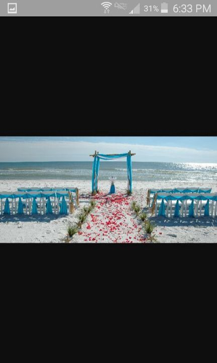 The place to be married