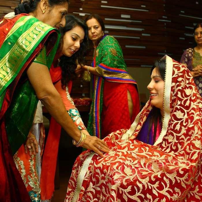Image result for roka ceremony hindu weddings