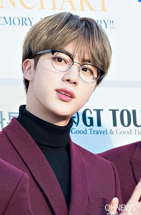 Bts Wallpapers Book Jin With Glasses Wattpad